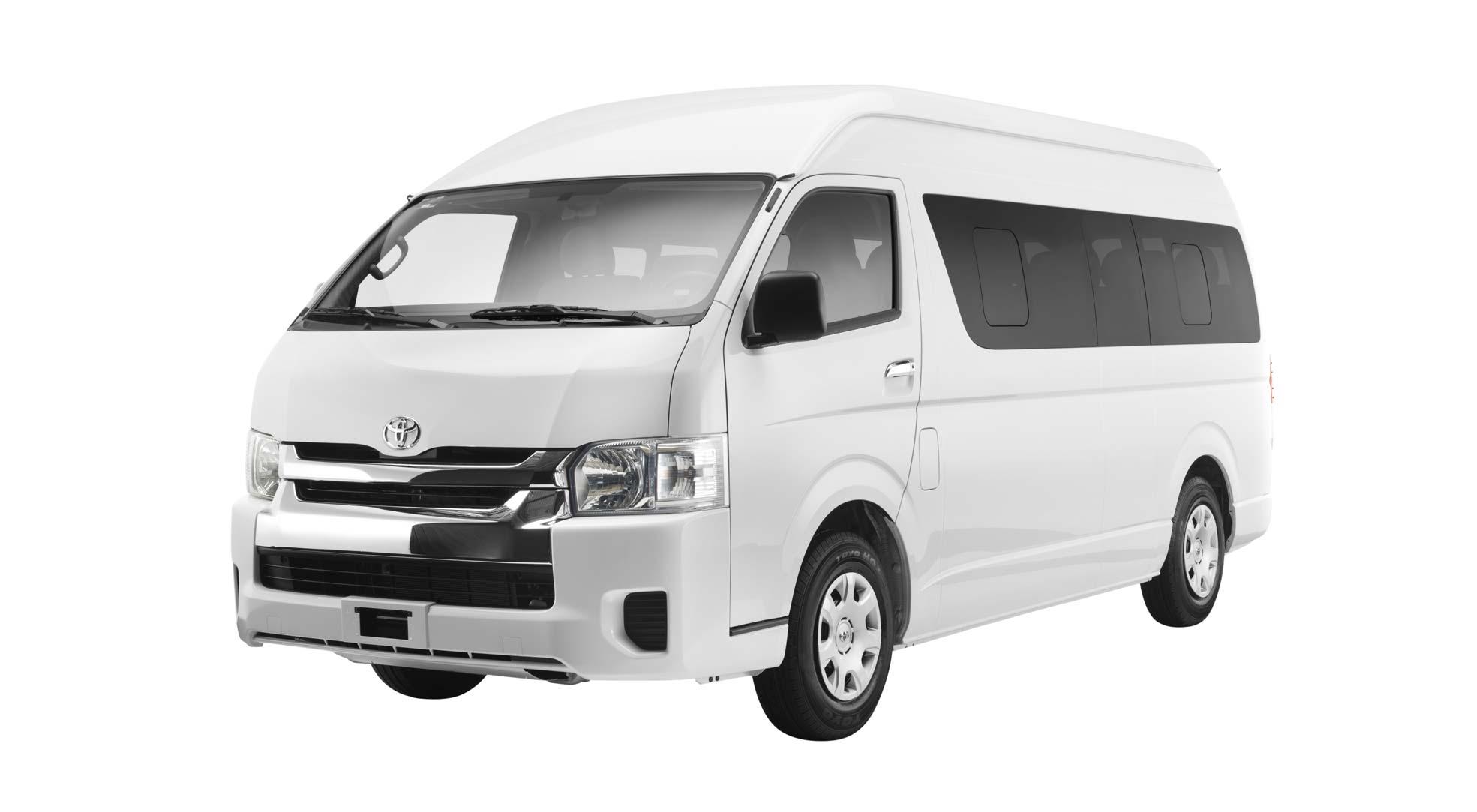 Toyota Van 2018 >> Toyota Hiace 2018 | Toyota Tulancingo